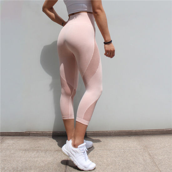 Sports Running Training Suit Sexy Yoha Tops Yoga Pants Yoga Leggings pictures & photos