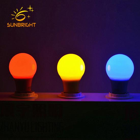 18-32W Color Energy Saving Bulb for Christmas Party