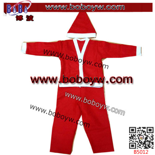 Halloween Carnival Costumes Christmas Clothes Christmas Gifts Promotional Item Service (B5012)