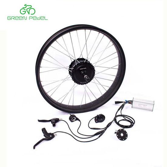 Greenpedel 36V/48V 500W Fat Tyre E Bike Kit