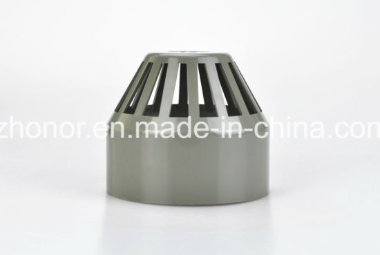 PVC Vent Cap Water Drainage Pipe Fitting DIN Standard (D02) pictures & photos