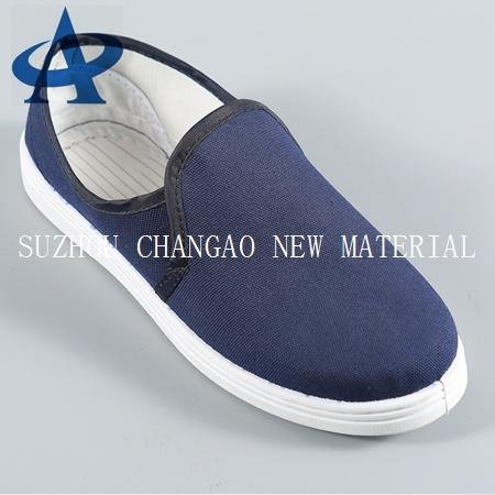da5887b1982f China Industrial Anti-Slip PU White Leather ESD Cleanroom Safety ...
