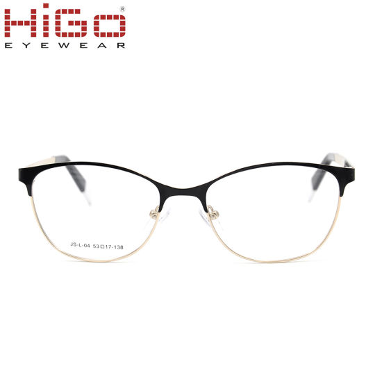 a7ee84332e China Manufacturers New Stainless Steel Colorful Optical Frames Ready Stock.  Get Latest Price