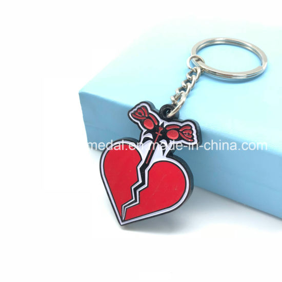 Custom Hot Sale Metal Promotional Gift Keychain pictures & photos
