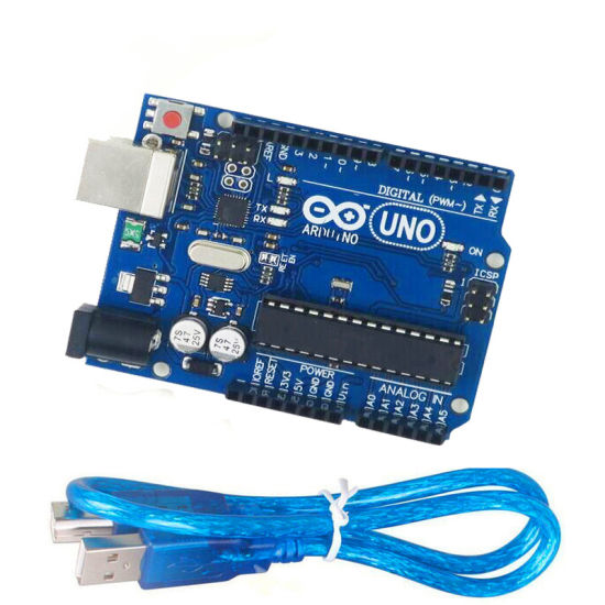Uno R3 for Arduino Board Without Logo