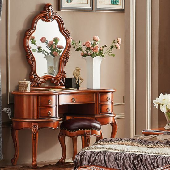 China Wood Dresser with Optional Color for Bedroom Furniture ...