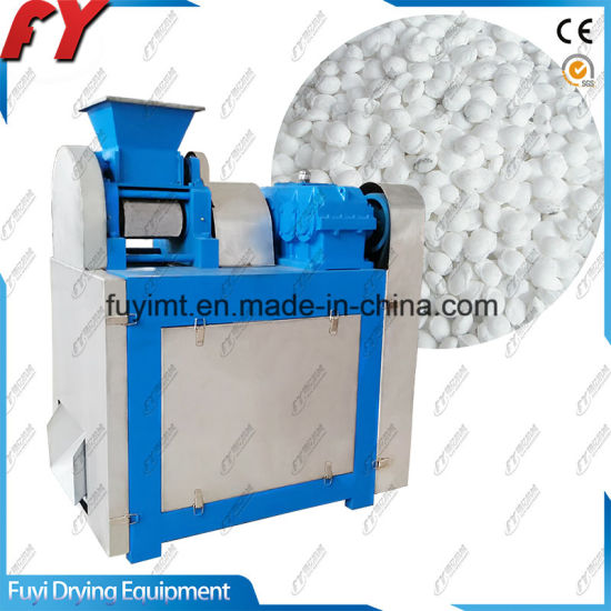 Ammonium sulfate irregular granules rolling extruder with CE certificate