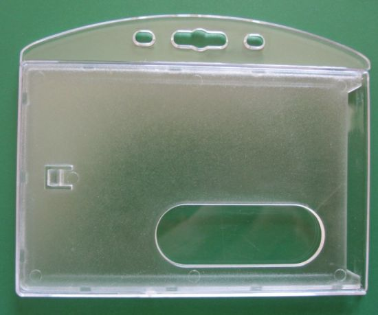 18925926114 China Horizontal Semi-Clear Access Card Dispenser