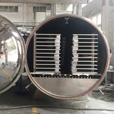50 M2 Banana Commerial Vacuum Freeze Dryer Machine Price