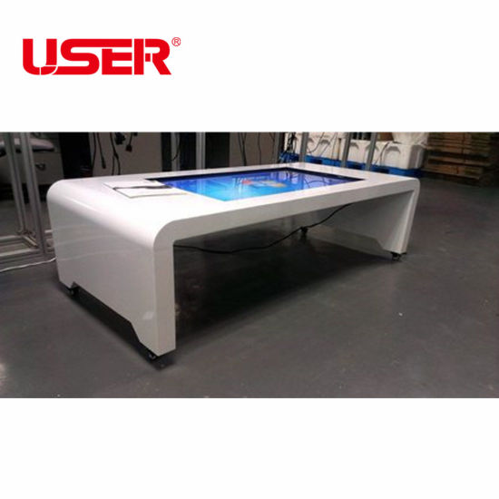 """All in One PC Touch Table 55"""" LCD Advertising TV Ad Player 43''; 1080P Touch Screen Computer"""