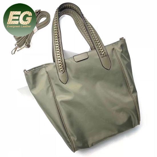 Fashion Ladies Handbags Nylon Tote Bag Waterproof Handbags Tote Bag Wholesale Sh1273
