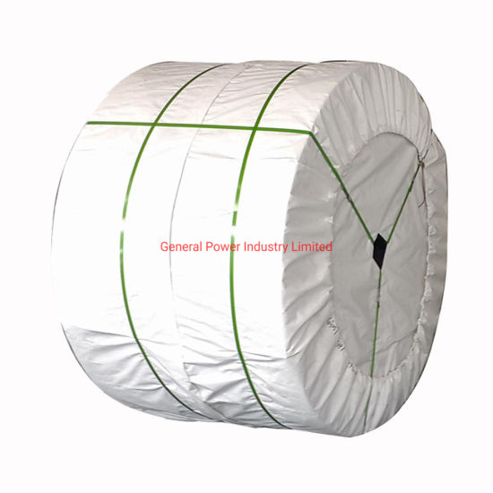 Abrasion Resistant EE EP Fabric Rubber Industrial Belt Conveyor Belt
