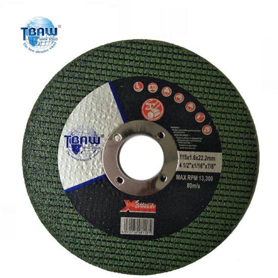 115X1.6X22mm Durable Nets 4'' Cutting Disc