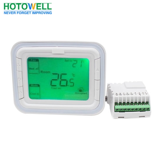 T6865 Series Honeywell Large LCD Digital Room Thermostat