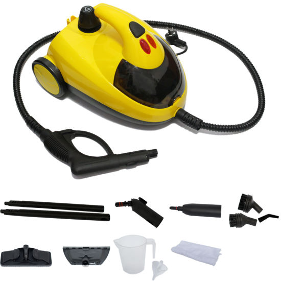 1500W 1.5L Electric Steam Cleaner, Floor Steam Cleaner