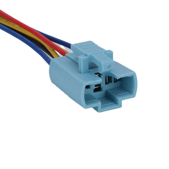 """22mm Wire Connector Wiring Pigtail Socket Plug Adapter for 22mm 7/8"""" Push Button Switch"""