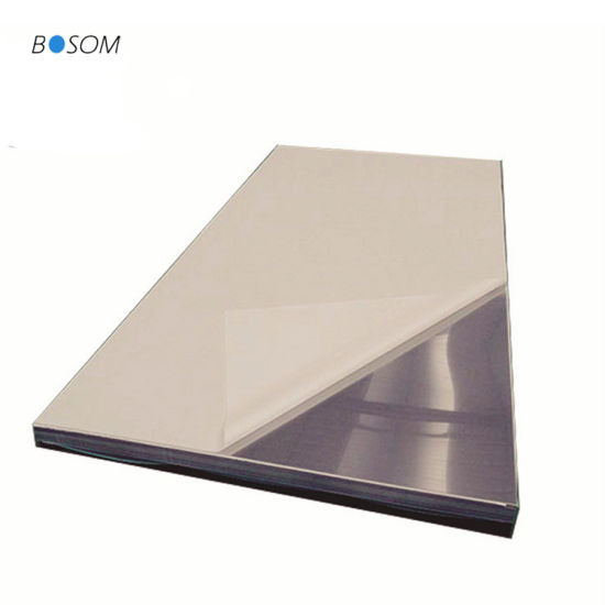 201 Stainless Steel Sheet 2b/Ba/No. 4/No. 8 Width1240mm pictures & photos