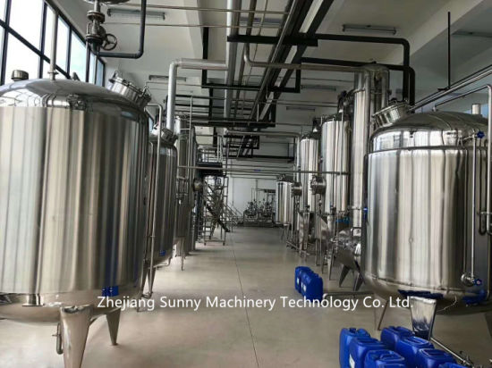 Ethanol Extraction Machine for Cbd Hemp Oil Processing