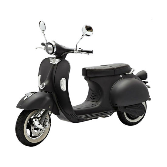 China 1600W/2kw Adult EEC Electric Vespa Retro Scooter pictures & photos