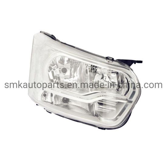 Headlight Left for Ford Transit 1877027, 1865209, 1830357, 1819826, 1817487, 1815696, Bk31-13W030-Bf, Bk31-13W030-Be, Bk31-13W030-Bd