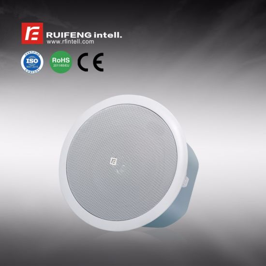 Coaxial Wall Mount Conference Hall Small Cinema Ceiling Speaker