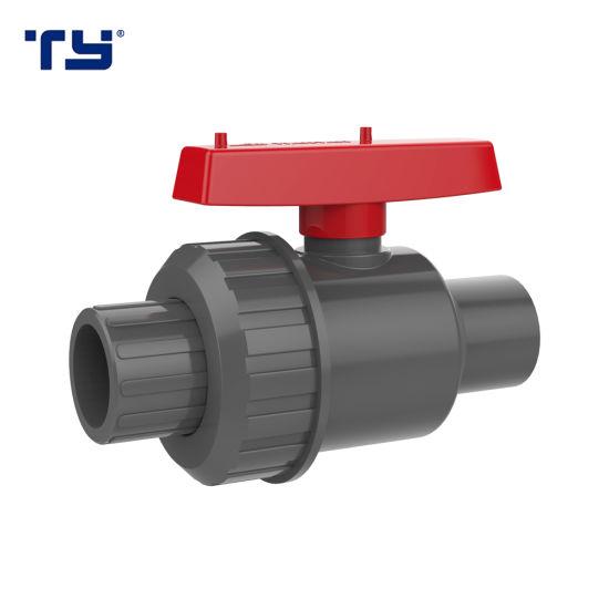 PVC-U Water Supply Fittings Single Union Valve (SOCKET) V07-1