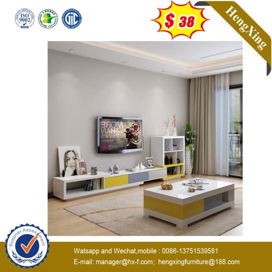 Modern Bedroom Living Room Furniture Wooden Coffee Table