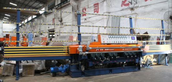 Glass Straight Line Multi Stage Edging Machine