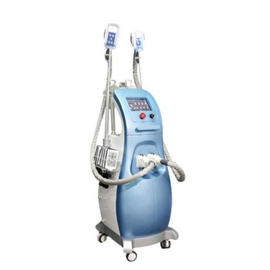 Latest Cryolipolysis Slimming Machine/ Cavitation RF Lipolaser Machine for Weight Loss