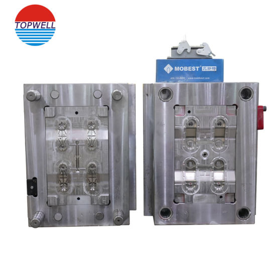 China Mold Factory Custom Design Die Casting Tooling Parts Double Plastic Injection Mold for Household/Electronic Products with ABS/PC/POM in Molding Company