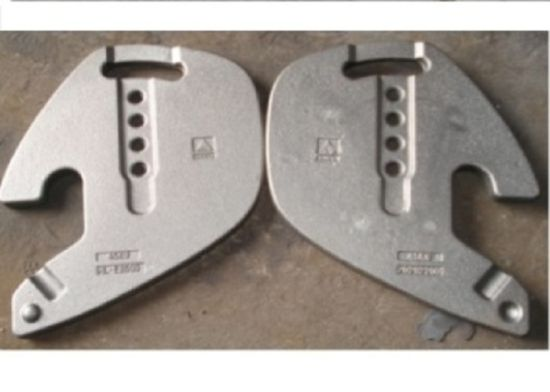 Sand Casting Small Counter Weight for Construction Agricultural Machinery