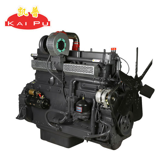 New Supercharged 206kw Water Cooled High Speed Diesel Engine Used for Diesel Generator Set From China