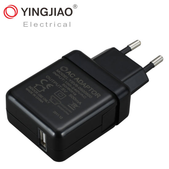 5V 1.2A 6W DC USB Travel Mobile Phone Charger pictures & photos