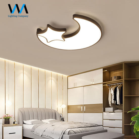 Chinese Hot Sale Moon Star Lights Led Without False Ceiling Lamp