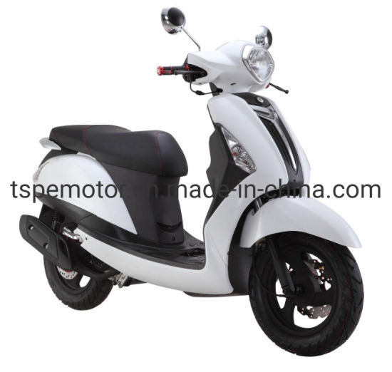 China Gasoline Scooter Motorbike Motorcycle pictures & photos