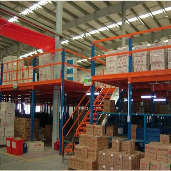 Selective Customized Warehouse Mezzanine Racks