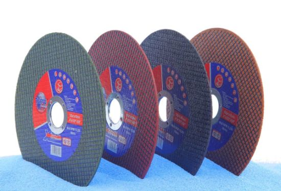 105mm, 115mm, 125mm Abrasive Cutting Discs for Metal/Stainless Cutting