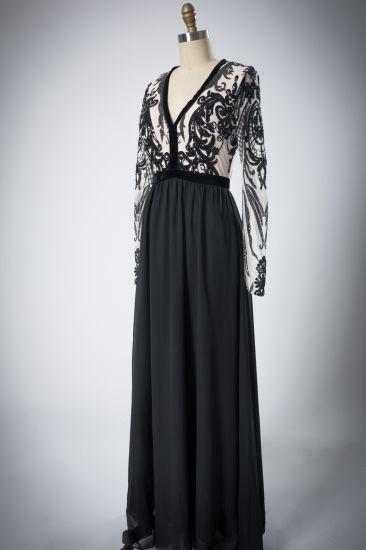 Ball Prom Gowns Chiffon Fashion Evening Dress