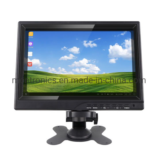 Super Thin 10.1 Inch TFT LCD Touch Screen Monitor