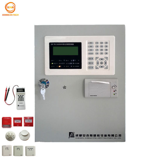 Addresssable Fire Alarm Control Panel for Fire Alarm System pictures & photos