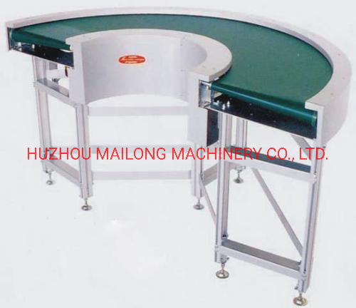 ISO Alb 300 Turn Belt Conveyor for Factory Automation, Automobile Components, Electronics Assembly Line pictures & photos