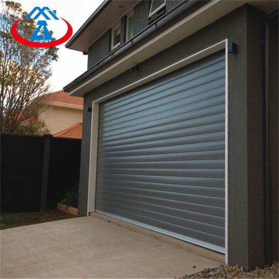 Modern Aluminum Roller Sectional Wholesale Used Garage Doors