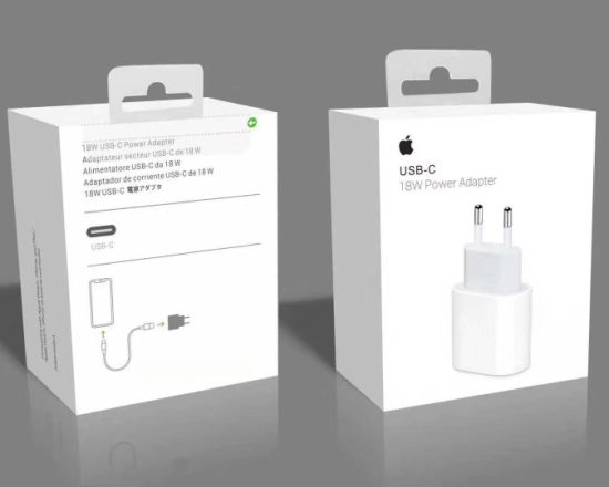 Original Phone 18W Fast Charger USB-C Power Adapter for iPhone 11/11 PRO/11 PRO Max pictures & photos
