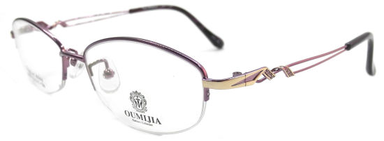 Women Metal Optical Frame Acetate Tips, High Quality Hot Wholesale Reading Glasses