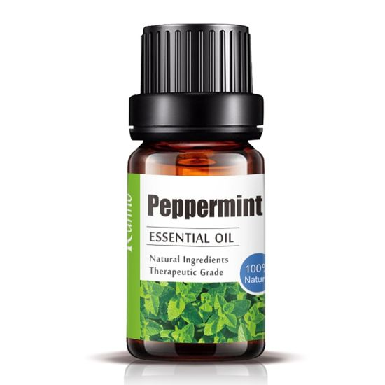 Wholesale 10ml Therapeutic Grade 100% Natural Peppermint Essential Oil OEM/Obm Single Essential Oil