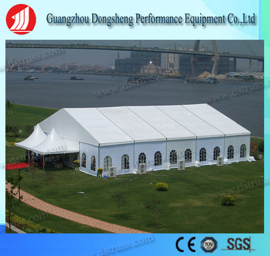 Air Conditioned Aluminium Frame Wedding Marquee Church Party Tents with Church Window Walls & China Air Conditioned Aluminium Frame Wedding Marquee Church Party ...