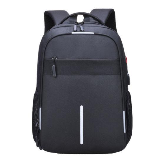 New Design Whatproof Computer USB Charging Port Laptop Bag Backpack