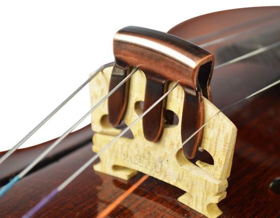 Wholesale China Metal Violin Mute, Violin accessory