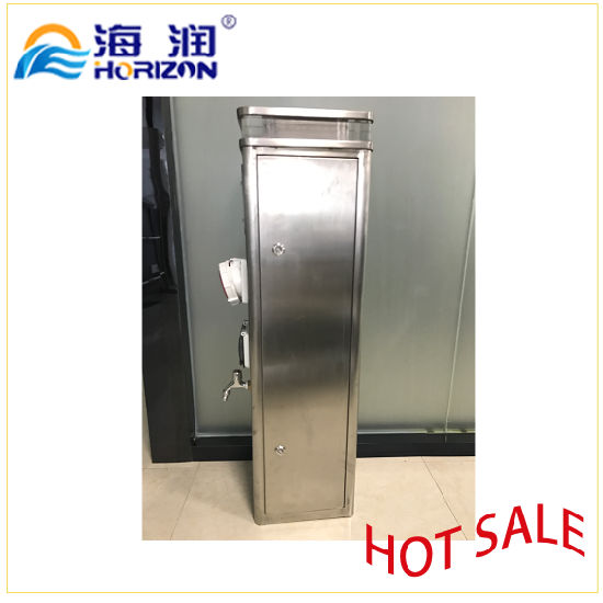 High Quality Stainless Steel Water Power Pedestal / Marina pictures & photos
