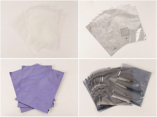 Transparent Vacuum Film Bag Packing with Customized Size pictures & photos
